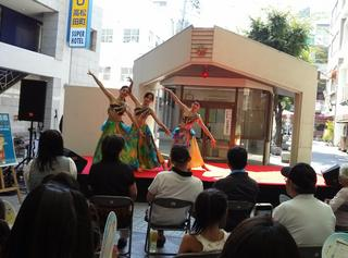 遊ばナイト高松2013 サルサ